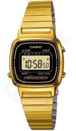 Laikrodis Casio LA-670WG-1
