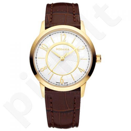Moteriškas laikrodis Rodania 25082.31