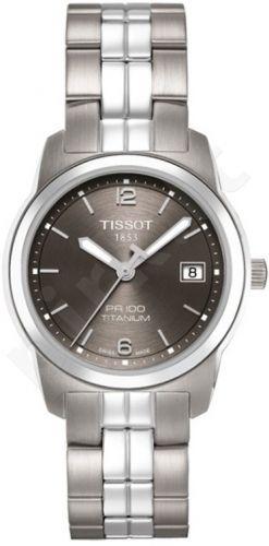 Laikrodis TISSOT PR 100 kvarcinis T0493104406700
