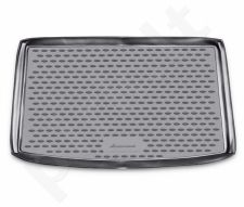 Guminis bagažinės kilimėlis SUZUKI SX 4  SUV 2013-> (upper boot) black /N38008
