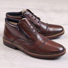 Odiniai auliniai batai Rieker 15342-25