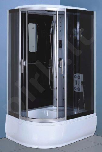 Masažinė dušo kabina K2007T dešinė