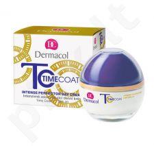 Dermacol Time Coat, Intense Perfector SPF 20, dieninis kremas moterims, 50ml