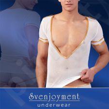 Vyriški marškinėliai Ponas patrauklusis M