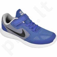 Sportiniai bateliai  bėgimui  Nike Revolution 3 (PSV) Jr 819414-402
