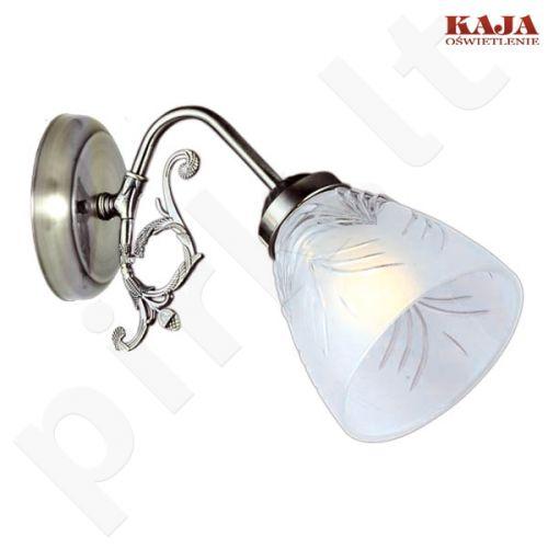 Sieninis šviestuvas K-JSL-6098/1W iš serijos ELITA