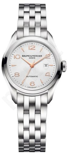 Laikrodis BAUME & MERCIER CLIFTON ROUND Size M