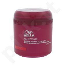 Wella Age Restore Treatment, kaukė šiurkštiems plaukams, kosmetika moterims, 150ml