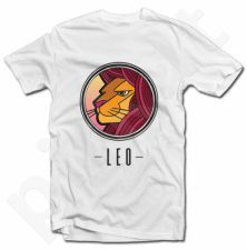 """Marškinėliai """"Zodiakas: Liūtas"""""""