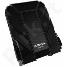 Išorinis diskas Adata DashDrive HD710 1TB USB3 Juodas, Atsparus vandeniui