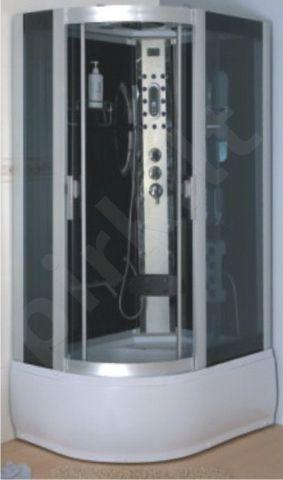 Masažinė dušo kabina K8707T dešinė