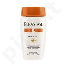Kerastase Nutritive Bain Satin 1 Irisome Normal to Dry Hair, šampūnas, 250ml