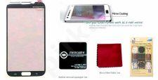 Samsung Galaxy Note 2 ekrano plėvelė  MIRROR Mercury juoda