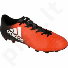 Futbolo bateliai Adidas  X 16.4 FxG M BB1036