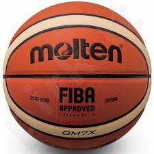 Krepšinio kamuolys Molten B7GMX