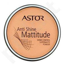 Astor Anti Shine matinė kompaktinė pudra, 14g, kosmetika moterims  - 2