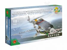 Konstruktorius RAPTOR. Sraigtasparnis