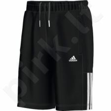 Šortai Adidas Essentials Mid 3S Knit French Terry Short Junior S23280