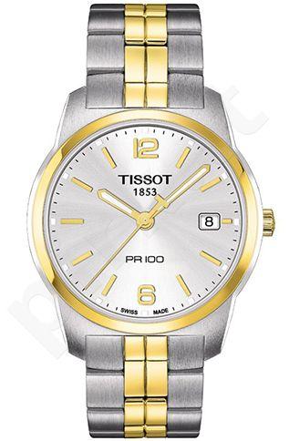 Laikrodis TISSOT PR 100 kvarcinis T0494102203701