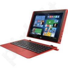 2in1 HP x2 10-n110nw Z8300/10''/2GB/500GB/Win10  64Bit Red