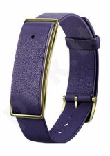 Smart Band A1 (leather strap) (Blue)