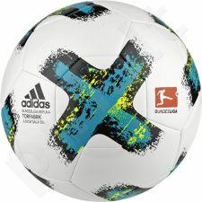 Futbolo kamuolys Adidas Bundesliga Torfabrik Junior Sala 350 BS3536