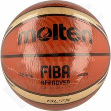 Krepšinio kamuolys Molten BGL7X-E7T EuroBasket 2017