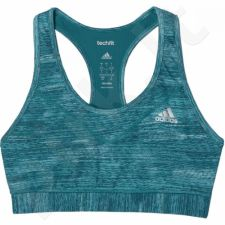 Sportinė liemenėlė  Adidas Techfit Heather-Print W  AI2992