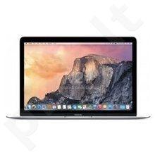 MacBook 12-inch: 1.2GHz Dual-Core m5, 8GB, HD Graphics 515, 512GB - Silver