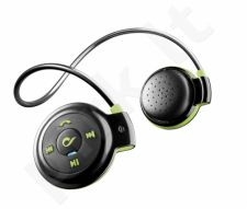 Bluetooth universalus ausinukas SCORPION Cellular juoda