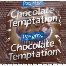 Pasante Šokolado skonio prezervatyvai (1 vnt)
