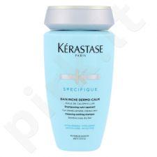 Kerastase Specifique Bain Riche Dermo-Calm Šampūnas sausiems plaukams, kosmetika moterims, 250ml