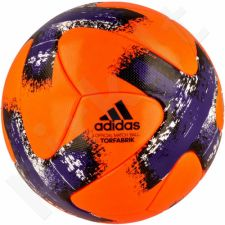 Futbolo kamuolys Adidas Bundesliga Torfabrik Winter Official Match Ball BS3530