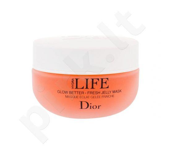 Christian Dior Hydra Life, Glow Better, veido kaukė moterims, 50ml, (Testeris)