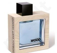 Dsquared2 He Wood Ocean Wet Wood, tualetinis vanduo (EDT) vyrams, 100 ml