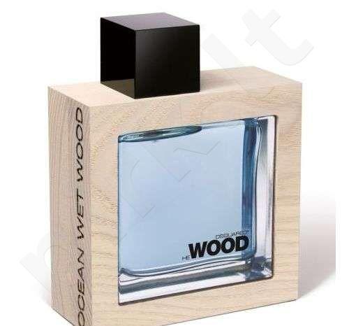 Dsquared2 He Wood Ocean Wet Wood, tualetinis vanduo (EDT) vyrams, 100 ml
