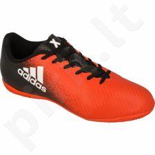 Futbolo bateliai Adidas  X 16.4 IN Jr BB5729