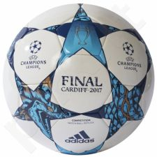 Futbolo kamuolys Adidas Champions League Finale 17 Cardiff Competition AZ5201
