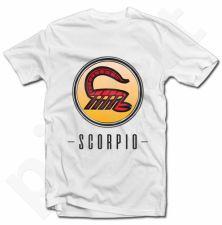 """Marškinėliai """"Zodiakas: Skorpionas"""""""