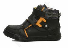 D.D. step juodi batai 28-33 d. da061632a