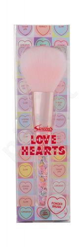 Swizzels Love Hearts, Powder Brush, šepetėlis vaikams, 1pc