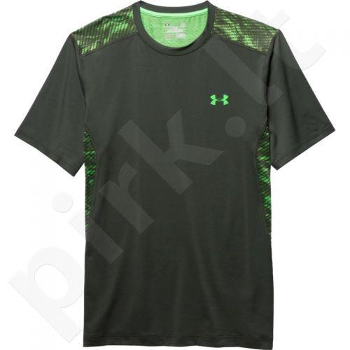 Marškinėliai treniruotėms Under Armour Raid Shortsleeve M  1257466-994
