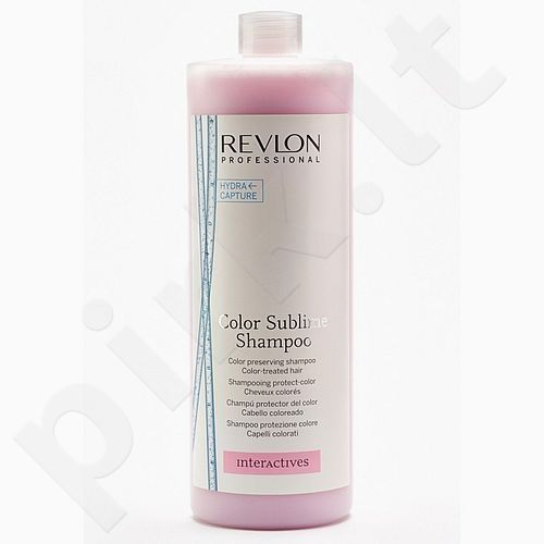 Revlon Interactives Color Sublime šampūnas, kosmetika moterims, 1250ml