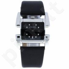 Moteriškas laikrodis Romanson RL1201 LW BK
