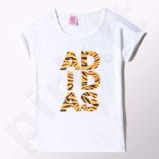 Marškinėliai Adidas Wardrobe Brand Lineage Tee Junior S88010