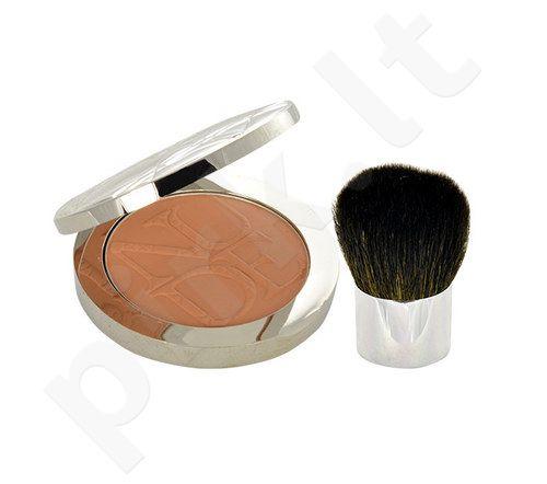 Christian Dior Diorskin Nude Tan Matte Extra Matte Sun pudra, kosmetika moterims, 10g, (002 Matte Amber)[pažeista pakuotė]