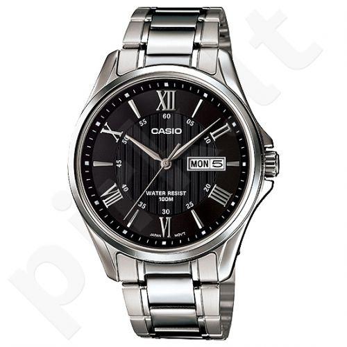 Vyriškas laikrodis Casio MTP-1384D-1AVEF