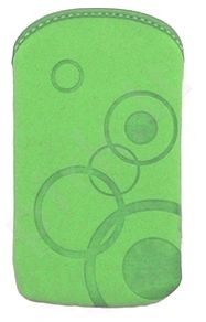 06 CIRCLE universalus dėklas N6700 Telemax žalias