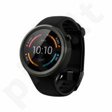 Laikrodis Motorola Moto 360 (antra gen) juodas
