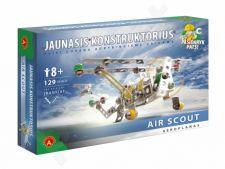 Konstruktorius AIR SCOUT. Aeroplanas